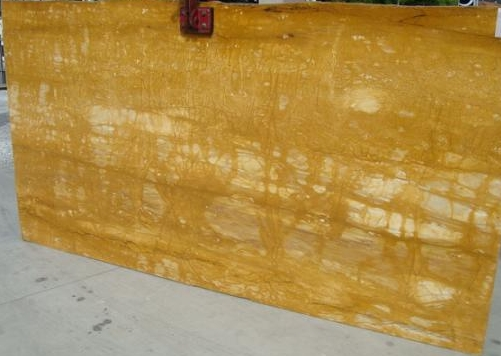Giallo Siena Extra 300 x 150 cm slabs polished