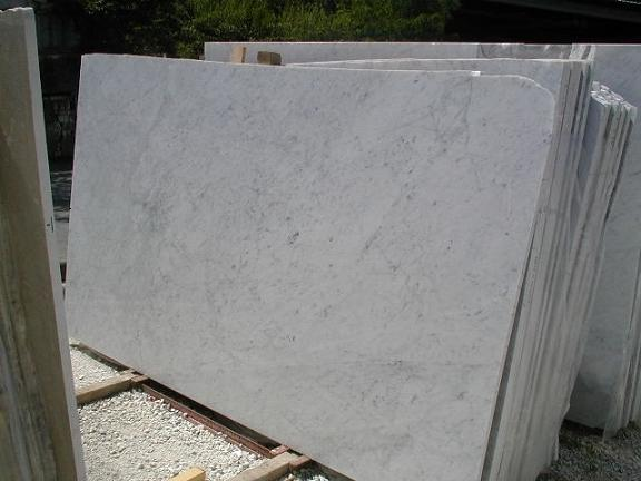 Carrara white marble C first quality